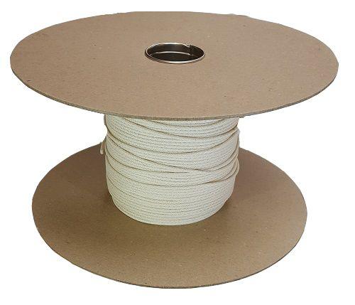 3mm Cotton Cord - 250m reel