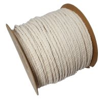 12mm Cotton Rope sold on a 220m reel