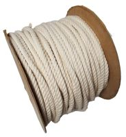 16mm Cotton Rope sold on a 220m reel