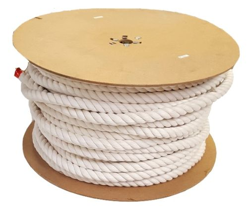 32mm Cotton Rope on a 110m reel