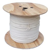 4mm Cotton Rope sold on a 1100m reel