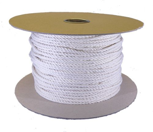 6mm Cotton Rope sold on a 220m reel