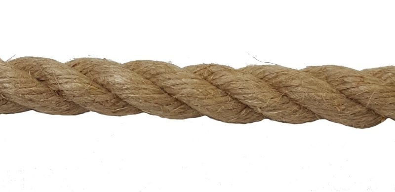 Flax Hemp Rope by the metre