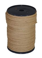 5mm Jute Rope on a 100m reel