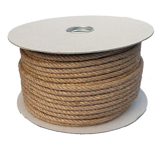 Jute Rope by the Reel