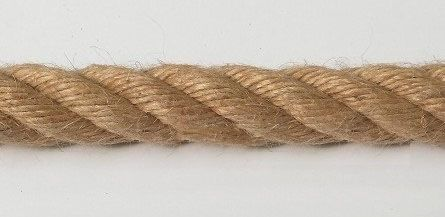 20mm Jute Rope sold by the metre