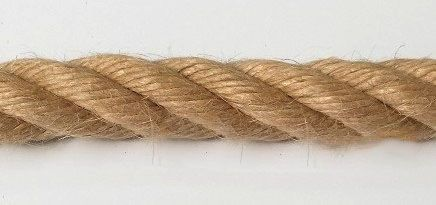24mm Jute Rope sold by the metre