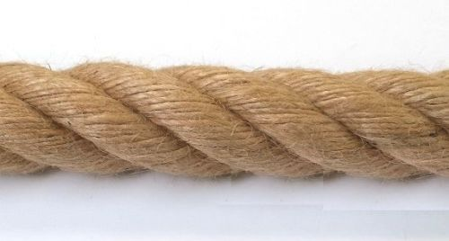 36mm Jute / PP Rope sold by the metre
