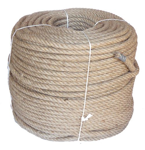Jute Rope by the Coil