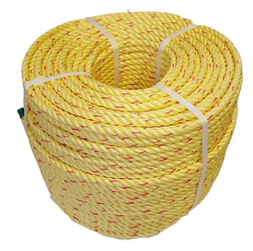 12mm Leaded Polysteel Pot Rope - 220m coil