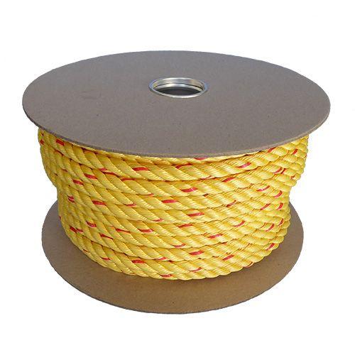 10mm Leaded Polysteel Pot Rope - 70m reel