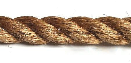 28mm Manila Rope sold by the metre