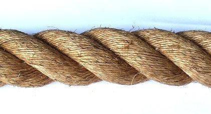 60mm Manila Rope sold by the metre