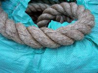 60mm Manila Rope sold in a 110 metre coil