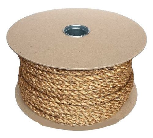 8mm Manila Rope sold on a 100 metre reel