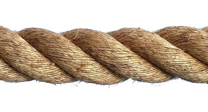 84mm Manila Rope sold by the metre