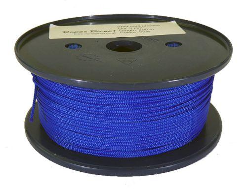 2mm Blue Polypropylene Multicord - 200m Reel