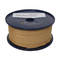 2mm Fawn Beige Polypropylene Multicord - 200m reel