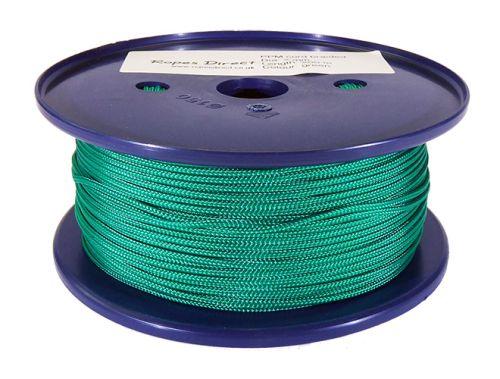 2mm Green Polypropylene Multicord - 200m Reel
