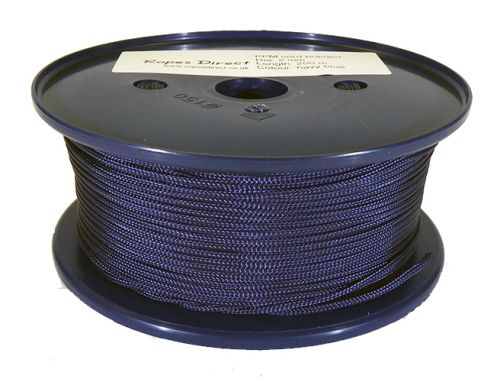 2mm x 200m Navy Blue Polypropylene Multicord