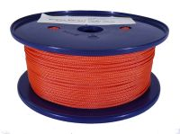 2mm x 200m Orange Polypropylene Multicord