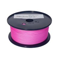 2mm Pink Polypropylene Multicord - 200m reel