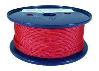 2mm x 200m Red Polypropylene Multicord
