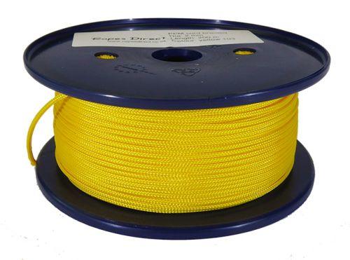 2mm x 200m Yellow Polypropylene Multicord