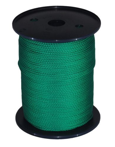 3mm x 200m Green Polypropylene Multicord