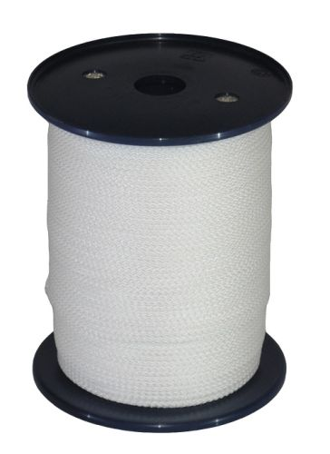 3mm x 200m White Polypropylene Multicord
