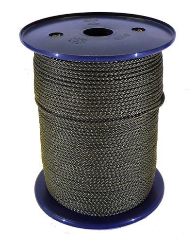 3mm Khaki Green Polypropylene Multicord - 200m reel