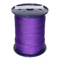 3mm Purple Polypropylene Multicord - 200m reel