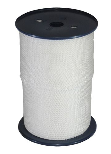 4mm x 200m White Polypropylene MultiCord