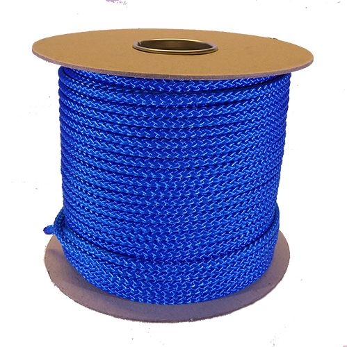 6mm x 100m Blue Polypropylene MultiCord