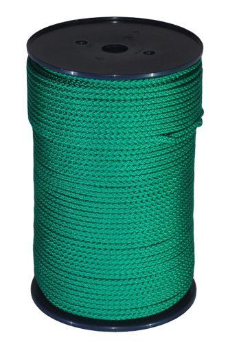 6mm x 200m Green Polypropylene MultiCord