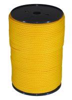 6mm x 200m Yellow Polypropylene MultiCord