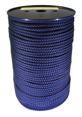 6mm x 200m Navy Blue Polypropylene MultiCord