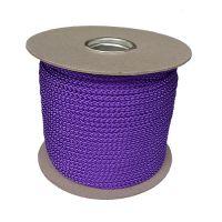 6mm Purple Polypropylene Multicord - 100m reel