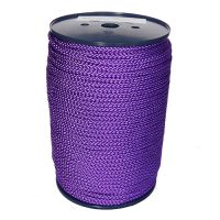 6mm Purple Polypropylene Multicord - 200m reel