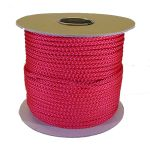 6mm x 100m Red Polypropylene MultiCord