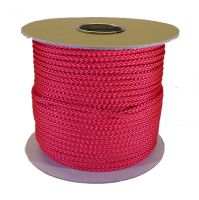6mm x 100m Red Polypropylene MultiCord