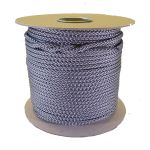 6mm Silver Grey Polypropylene Multicord - 100m reel