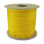 6mm x 100m Yellow Polypropylene MultiCord