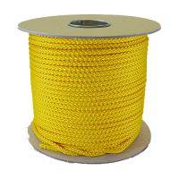 6mm x 100m Yellow Polypropylene MultiCord