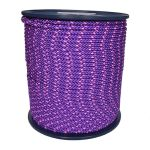 8mm Purple/Pink Polypropylene Multicord - 100m Reel