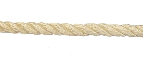 8mm 3-strand Nylon Rope - sold by the metre