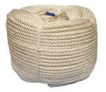 10mm 3-strand Nylon Rope - 220m coil