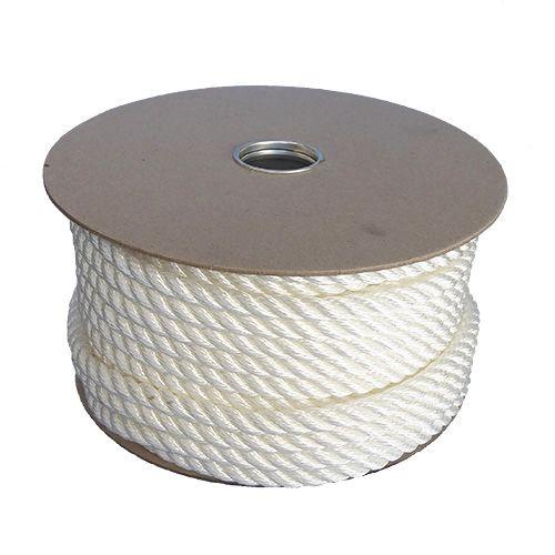 8mm 3-strand Nylon Rope - 220m reel