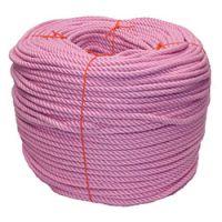 Pink PolyCotton Rope