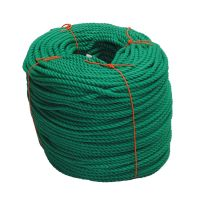 8mm Green PolyCotton Rope - 220m coil